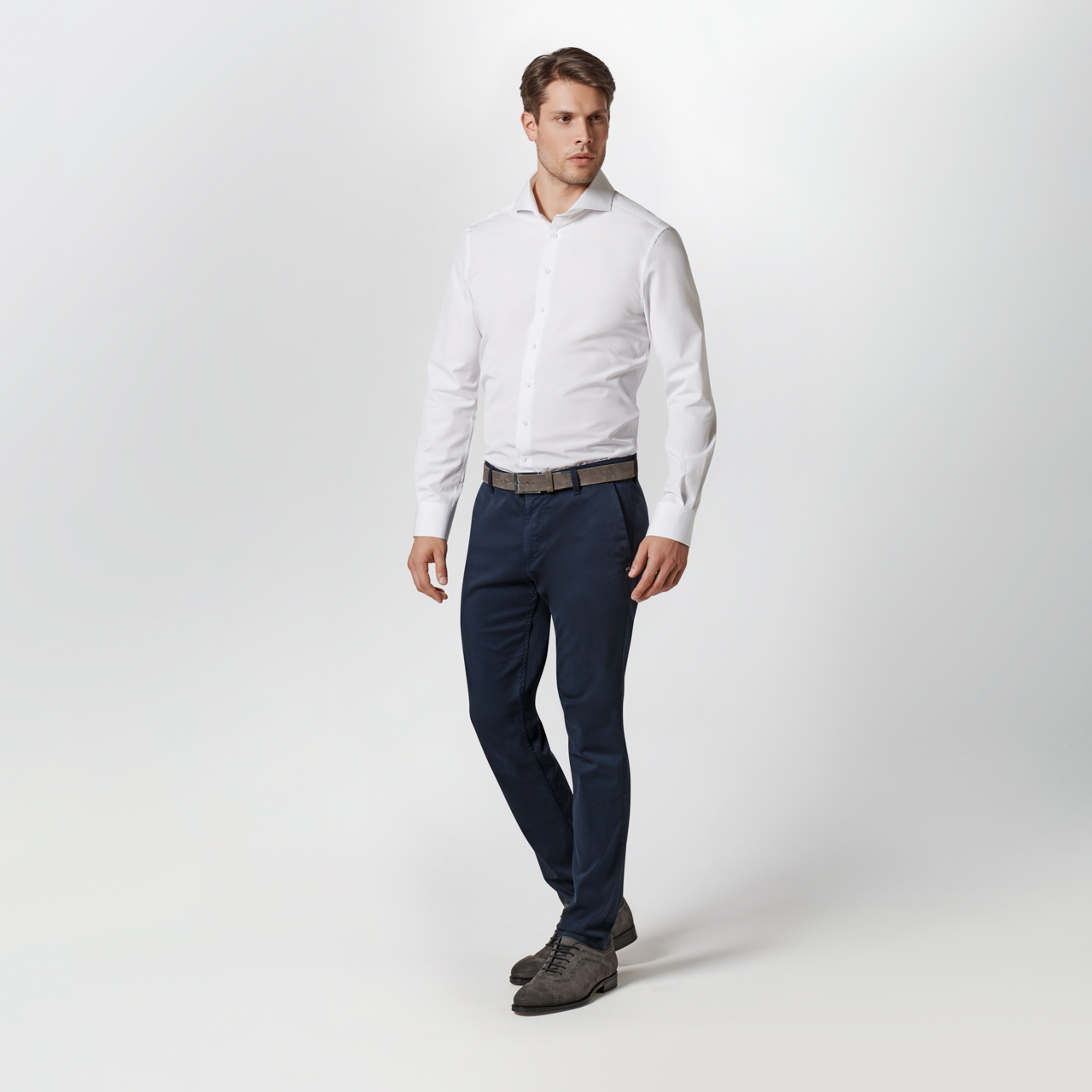 Business Shirt Regular Fit