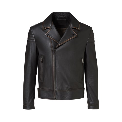 Used Look Biker Jacket