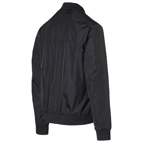 Nylon Perforated Blouson