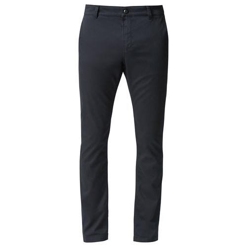 Basic Slim Fit Calças chino