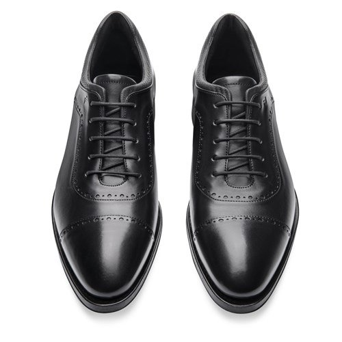 Business Casual GY Nappa Lace Up