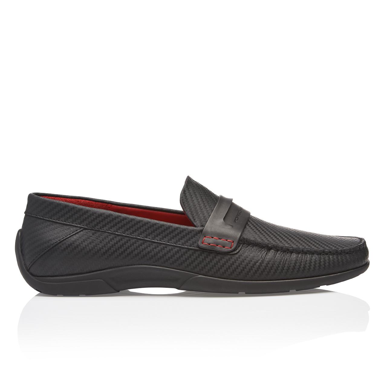 Driver Carbon Design Moccasin - Shoes