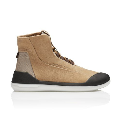 Traveller High Top Nubuk Lace Up