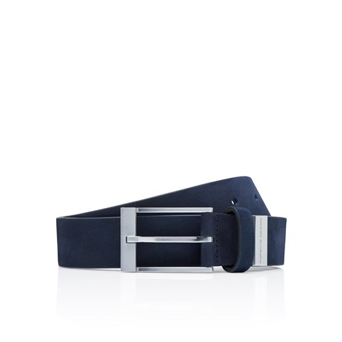 Pin Buckle Nubuck 35 Ceinture business