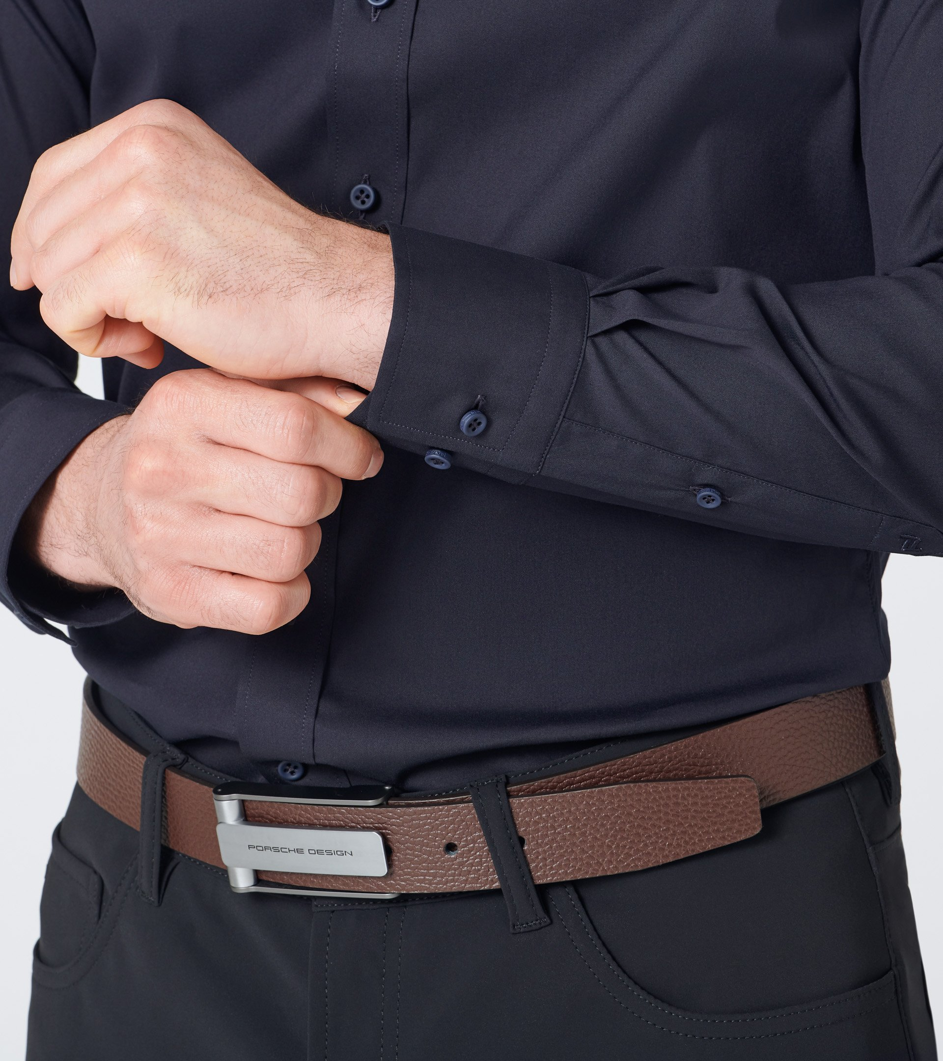 Casual Hook Buckle 35 Belt