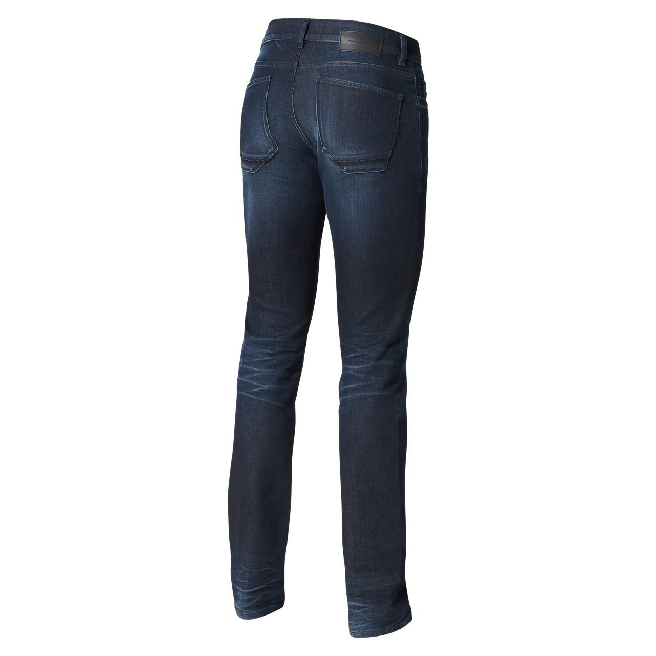 Treated Electrified Slim Fit Pants