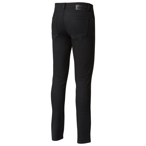 Clear Black Denim Pantalons