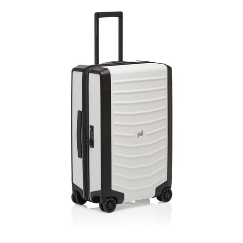 Roadster Hardcase White Edition M Valise