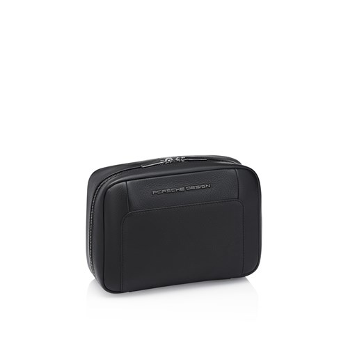 Roadster Leather Washbag