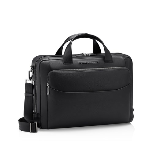 Roadster Leather Briefcase M