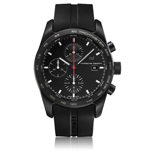 Timepiece No. 1 Chronograph Titanium Limited Edition