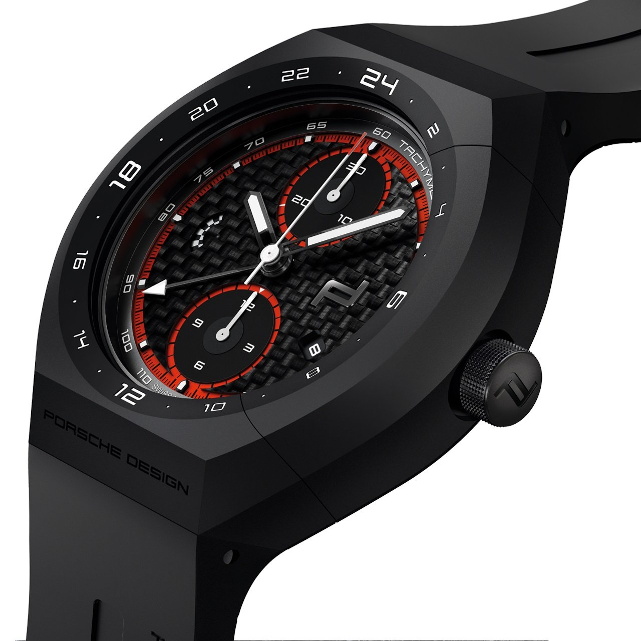 Monobloc Actuator 24H-Chronotimer Limited Edition Watch