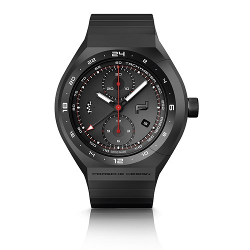 Monobloc Actuator 24-H-Chronotimer All Black